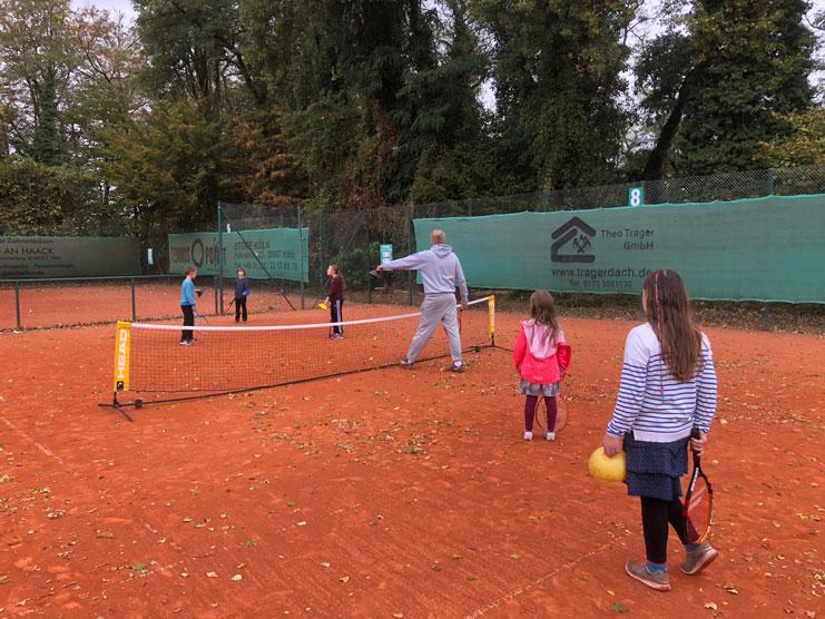 Tennisevent 2018