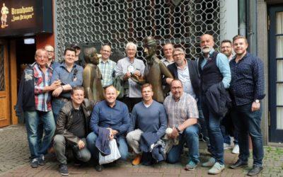 Tour der Tänzer des Falkenjäger Corps nach Köln – Kölsch und Kultur
