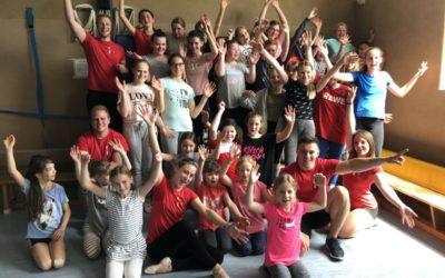 3. Brühler Nachwuchs-Tanz-Workshop