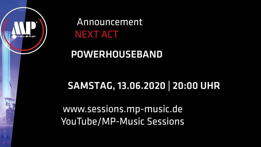 Live Session PowerHouseBand | Supported by Fidele * Bröhler